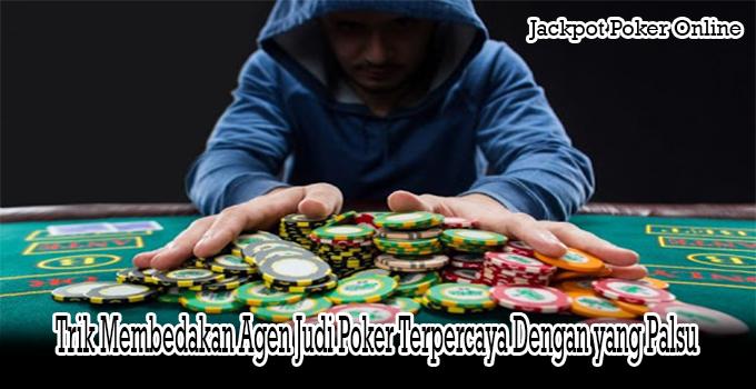 Bedakan Agen Judi Poker